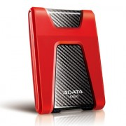 DISCO DURO EXTERNO ADATA HD650 1TB 2.5 3.0 ROJO (AHD650-1TU3-CRD)