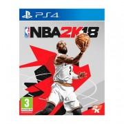 Divisa Red Sau PS4 - NBA 2K18