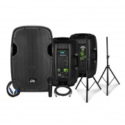 Sistema Portable Potenciado 3500W Power Stage 215 Pro Bass