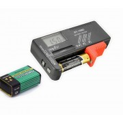 Tester pentru baterii digital BT-168D intre 1.5 si 9V