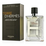 Terre D'Hermes Eau De Toilette Spray (2014 H Bottle Limited Edition) 100ml/3.3oz Terre D'Hermes Тоалетна Вода Спрей ( 2014 H Флакон Оăраничена Серия )