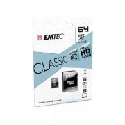 EMTEC MicroSDXC 64GB CL10 Classic