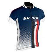 copilăresc ciclism jersey Silvini ECHIPA copii CD842K bleumarin