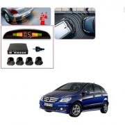 Auto Addict Car Black Reverse Parking Sensor With LED Display For Mercedes Benz B-Class Electric