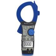 HOLDPEAK 860A Digitális lakatfogó multiméter VDC VAC ADC ACC ellenállás kapacitás nagyáramú True RMS.
