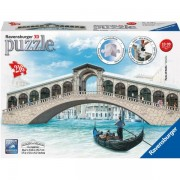 PUZZLE 3D PODUL RIALTO, 216 PIESE
