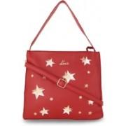 Lavie Red Women Hobo Bag Red Hobo