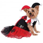 Rubie's Costume DC Comics Harley Quinn Pet Costume, Large