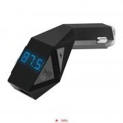 Car Kit Bluetooth USB N8 + CAR Triple, Car Holder