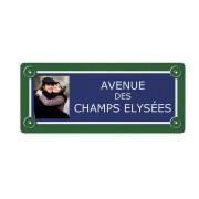 YourSurprise Plaque de rue - 36x15 cm