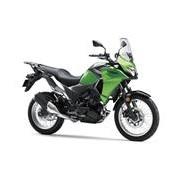 Kawasaki Versys X 300 zelený 2017
