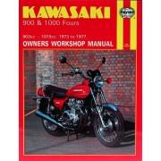 Kawasaki 900 &amp: 1000 Fours (73-77)
