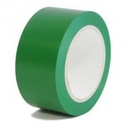 Banda adeziva de marcare verde 50mm x 33m OPG