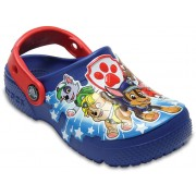 Crocs Boys' Crocs Fun Lab Paw Patrol Clogs