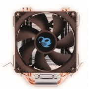 Ventilador disipador coolbox deep twister iii gaming. para intel y amd