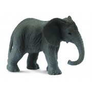 Pui de elefant african - Animal figurina