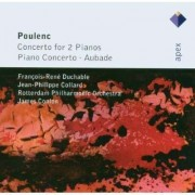 F Poulenc - Concerto For Two Pianos (0825646255221) (1 CD)