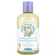 Sampon si gel de dus cu musetel (Earth Friendly Baby) - 250 ml