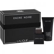 Lalique Encre Noire Комплект (EDT 100ml + SG 150ml) за Мъже