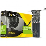 Placa video Zotac nVidia GeForce GT 1030 2GB DDR5 64bit ATX low profile