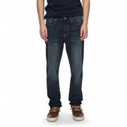 DC - rifle WORKER SLIM JEANS medium stone Velikost: 31