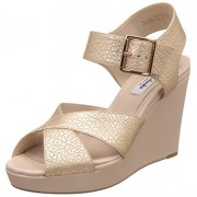 Clarks Women's Lonan Grace Pink Fashion Sandals - 7 UK/India (41 EU)