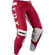 FOX Flexair Preest Kalhoty 34 Bílá červená