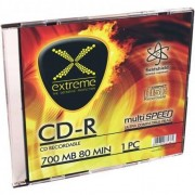 Medii de stocare esperanza CD-R 700MB 52x 1szt. (2039)
