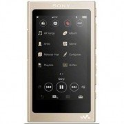 Reproductor MP3 MP4 MP5 Sony NW-A45 Dorado 16GB