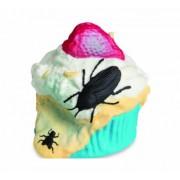 Aliexpress Squishy, Insektscupcake, serie 4, 14x13 cm
