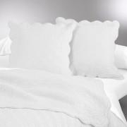 La Redoute Interieurs Capa de almofada acolchoada, em algodão, SCENARIOBranco- 65 x 65 cm