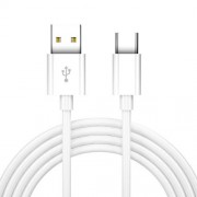 Cablu Date Si Incarcare USB Type C Asus Zenfone 5 Alb