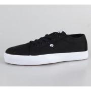 rövidszárú cipő férfi - OSIRIS - Blk/Blk/Wht