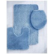 Kleine Wolke Deckelbezug ca. 47x50cm Kleine Wolke blau Wohnen blau