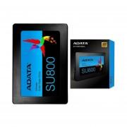 Unidad Estado Solido ADATA Ultimate SU800 512GB SSD (ASU800SS-512GT-C)-Negro