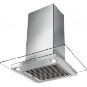 Faber Hood Nice Plus LTW 90 (110.0330.303) Wall Mounted Chimney(Steel 1000 CMH)
