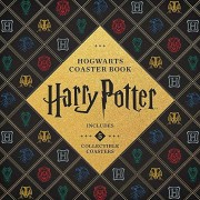 Selber, Danielle Harry Potter Hogwarts Coaster Book: Includes 5 Collectible Coasters!