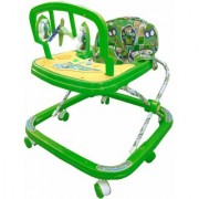 Oh Baby Baby Adjustable Musical Walker With Green Color For Your Kids SE-W-14