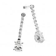 Zilveren Oorhangers 'Bridal' 808.0268.00