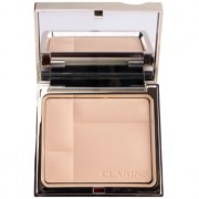 Clarins Face Make-Up Ever Matte polvos compactos minerales de acabado mate tono 01 Transparent Light 10 g
