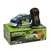 Maa Laxmi Gift Crazy Car with Remote Control(Colour May Vary)