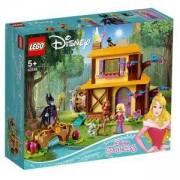 Конструктор Лего Дисни Принцеси - Горската къщичка на Спящата красавица - LEGO Disney Princess, 43188