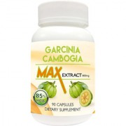 Perennial Lifesciences Garcinia Cambogia Max 85 HCA Extract 800mg Veggie 90 Capsules Slim 100 Natural