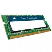 8GB DDR3 1333MHz, SO-DIMM, Corsair CMSA8GX3M1A1333C9, 1.5V