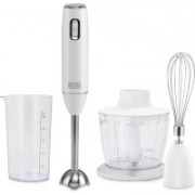 Black & Decker BXBL6001IN 600 W Hand Blender(White)