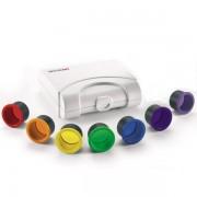 Farbtherapieset für BIOPTRON MedAll