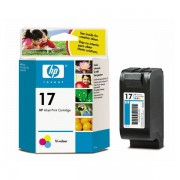 0350118 - HP tinta C6625A no. 17