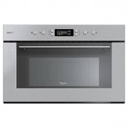 Whirlpool AMW 715 IXL Forno a Microonde 31Lt