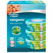 Tommee Tippee - Pack de 3 Recambios Universales Sangenic