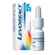 Johnson & Johnson Levoreact Spray Nasale 10 Ml.